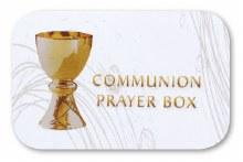 First Holy Communion Prayer Box