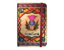Celtic Notes Scottish Thistle Notebook