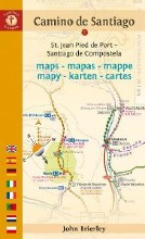Camino de Santiago Maps, 8th edition