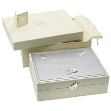 Amore Wedding Keepsake Box with Icons