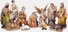 Let Us Adore School/Parish Nativity 11 piece set (30cm )
