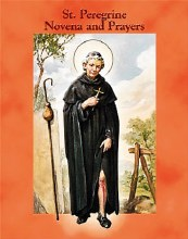 St Peregrine Novena and Prayers Booklet