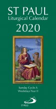 St Paul Liturgical Calendar 2020 Year A