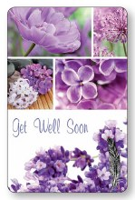 Get Well Soon Laminated Prayer Leaflet