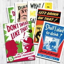 Don't Swear Like That! Postcard Pack