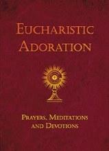 Eucharistic Adoration, leatherette