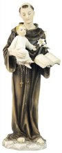 St Anthony Veronese Statue (25cm)