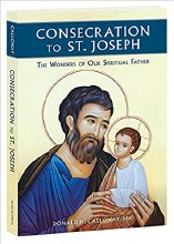 Consecration to St Joseph The Wonders of Our Spiri