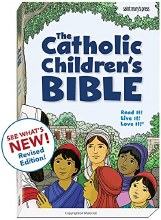 The Catholic Children's Bible Revised Edition 2018 (Hardback)