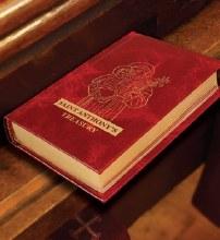Saint Anthony's Treasury, Red Hardback, gilt edging