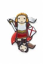 St Michael Magnet