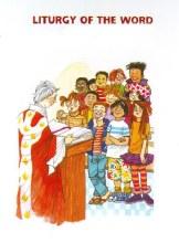 What Happens at Mass Laminate Card (English Version)