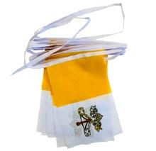 Papal Flag Bunting