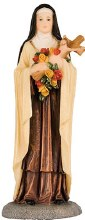 St Theresa Statue (14cm)