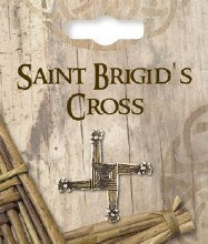 St Bridget Cross Brooch