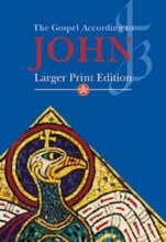 Gospel According to John, Large Print