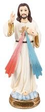 Divine Mercy Statue (12cm)