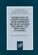 IRISH VERSION - Redemptionis Sacramentum