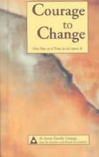 OP - Courage to Change hardcover
