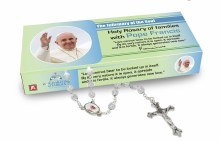 Holy Rosary of Families with Pope Francis