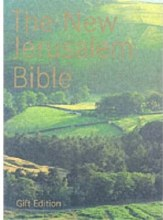 OP - New Jerusalem Bible Oxford Gift ed white