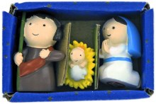 Holy Family 3 figures