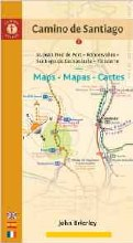 Camino de Santiago Maps, 6th edition