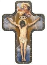 Crucifixion Icon Cross (17cm)