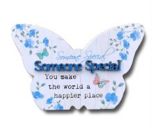 Someone Special Blooms Butterfly