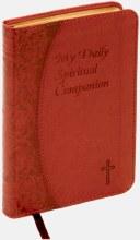 My Daily Spiritual Companion, Red Imitation Leathe