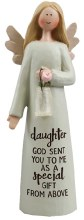 39801 Daughter Message Angel 13cm