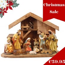 A Star is Born Nativity Set