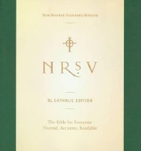 NRSV Bible XL Print Catholic edition