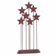 Metal Star Backdrop 34cm