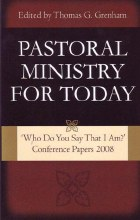 Pastoral Ministry for Today