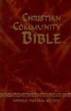Christian Community Bible Standard Indexed Edition