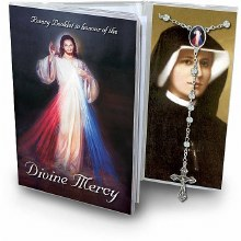 Divine Mercy Rosary booklet