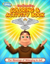 Confirmation colouring and Activity Book
