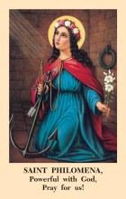 Novena Prayer to Saint Philomena, single prayer ca