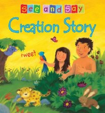 Creation Story, board book
