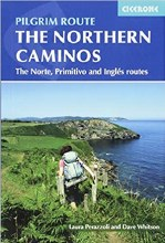 The Northern Caminos: The Caminos Norte, Primitivo and Ingles (International Walking)