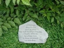 15523 Granny Those We Love Memorial Stone