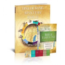 Unlocking the Mystery of the Bible Workbook