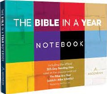 Bible in a Year Notebook