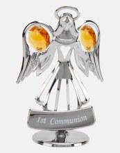 First Communion Crystal Angel