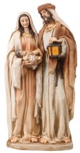 89396 Holy Family Nativity 45cm
