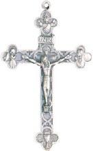 Oxidized Crucifix (5.7cm)