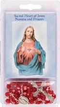 Sacret Heart of Jesus Novena and Rosary