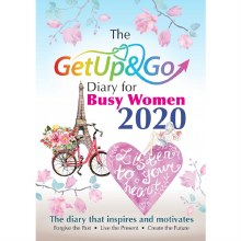 Get Up and Go Diary for Busy Women 2020 (Paperback)