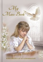 Girl Confirmation Prayerbook